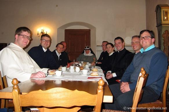 Priesteramtskandidaten