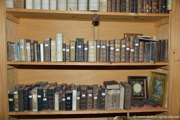 Eine Petition zum Schutz unserer Birgittinischen Bibliothek
