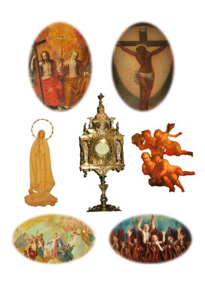 Die Sieben Heiligen Zufluchten